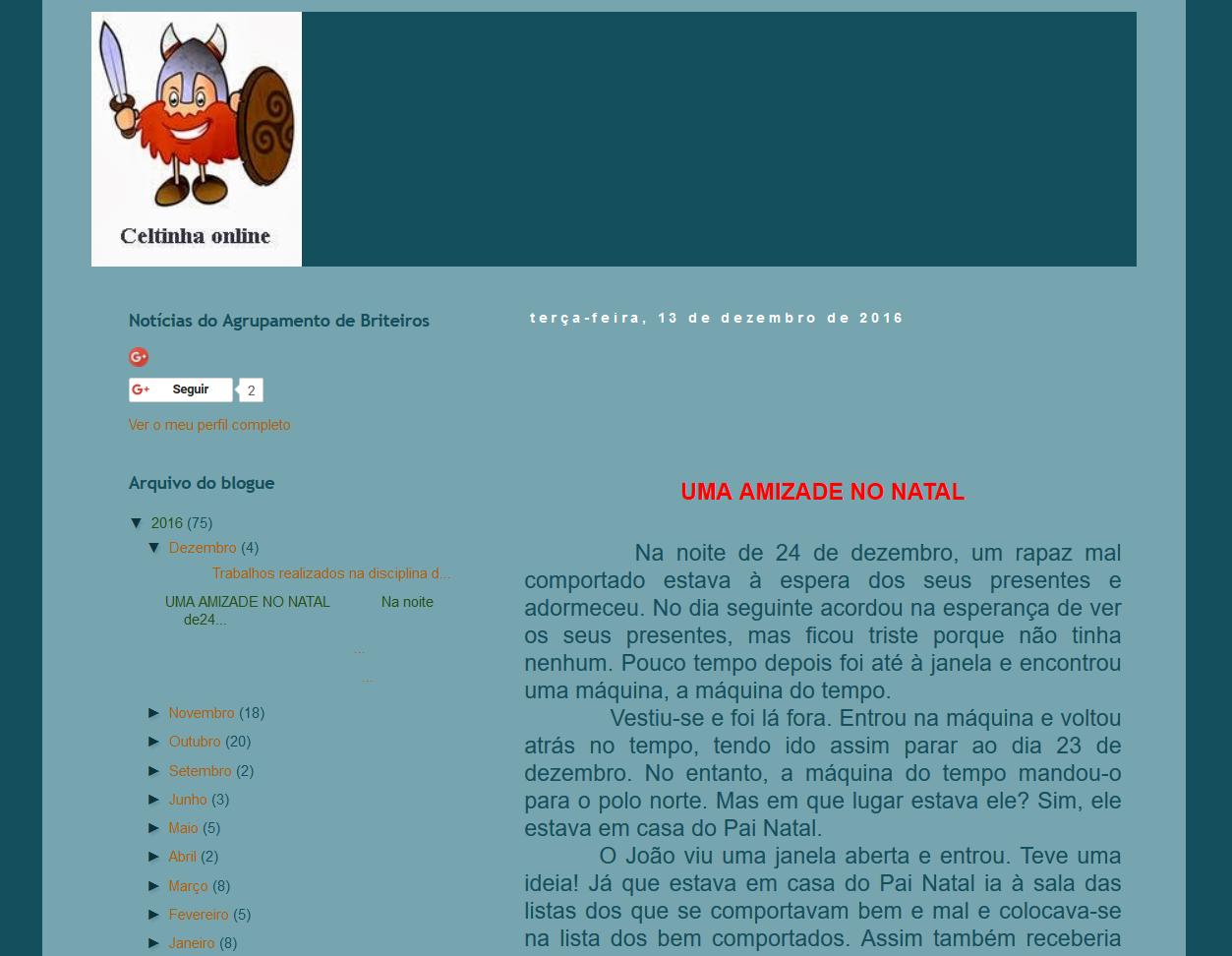 Celtinha Online