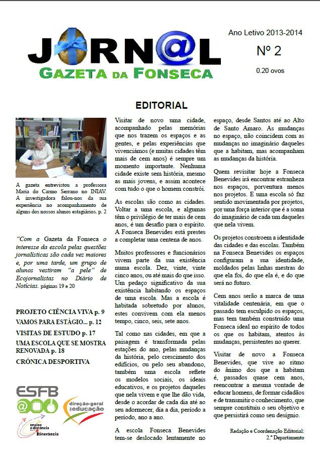 Gazeta da Fonseca