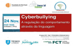 Logotipo do seminario sobre Cyberbullying