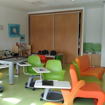 Foto de um Ambiente Educativo Inovador