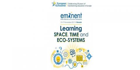 Logo da conferencia Eminent