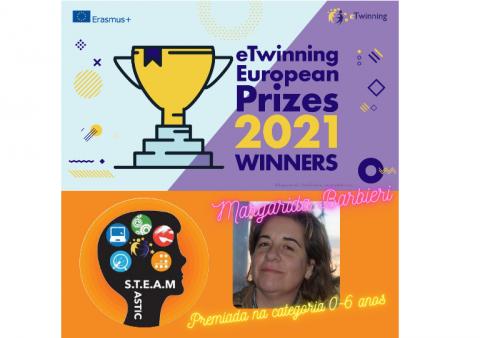 eTwinning distingue projeto português