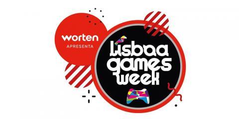 logo LGW - lisbon games week