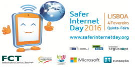 """Seminário """"Dia da Internet Mais Segura 2016"""