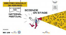 Evento Nacional de Seleção para o Festival Science on Stage 2022