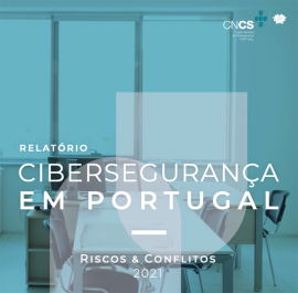 Relatório Riscos & Conflitos 2021, Observatório de Cibersegurança