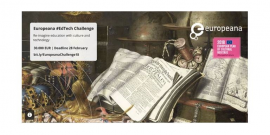 logo concurso Europeana