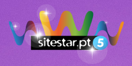 logotipo do sitestar
