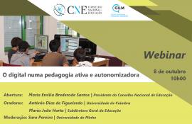 O digital numa pedagogia ativa e autonomizadora